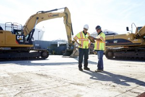 Heavy Equipment Rentals - Excavators